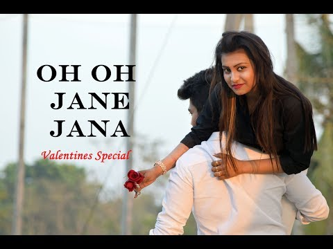 Oh Oh Jane Jaana | Cute Love Story| Pyaar Kiya Toh Darna Kya| Valentine's Special Hindi Song