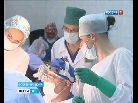 Нейрохирургия Российского научного центра хирургии РАМН, г