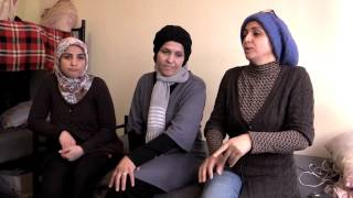 Testimonies of Syrian women refugees