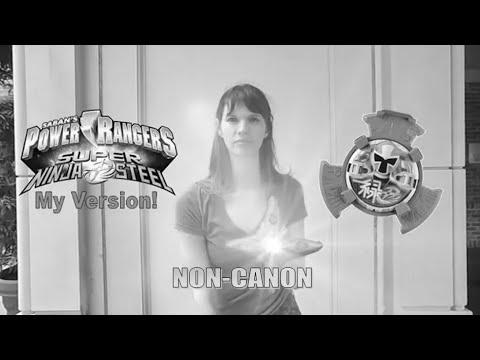 Green Ranger Fan Morph (Power Rangers Super Ninja Steel)