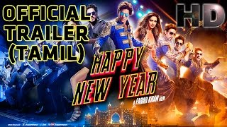Happy New Year | Official Trailer (Tamil) | Shah Rukh Khan | Deepika Padukone
