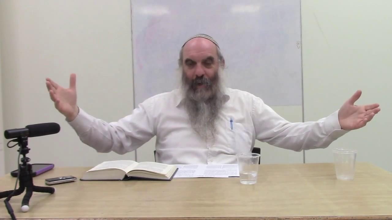 הכרחיות הרע - כוונת התקיעות ב' - הרב יהושע שפירא