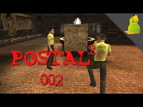 Postal 2 Gameplay [GERMAN] #002 - Es brennt an allen Ecken from YouTube · Duration:  37 minutes 46 seconds