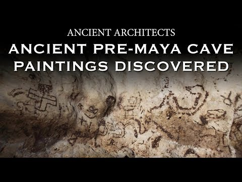 Ancient Pre-Maya Cave Paintings Discovered in Yucatan, Mexico | Ancient Architects