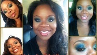 Homecoming Makeup Tutorial: UWG Thumbnail