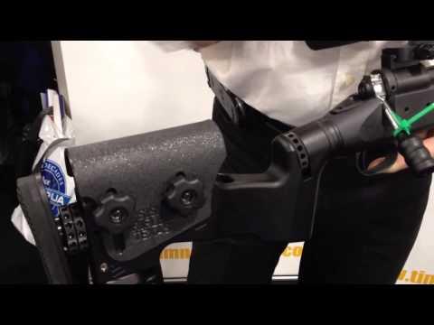 SHOT Show 2015: Sisk Tactical Adaptive Rifle (STAR)