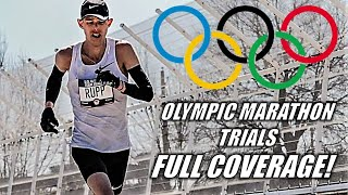 Extended 2020 OLYMPIC Marathon Trials Coverage (Unreleased Footage)    The Final Race of 2020