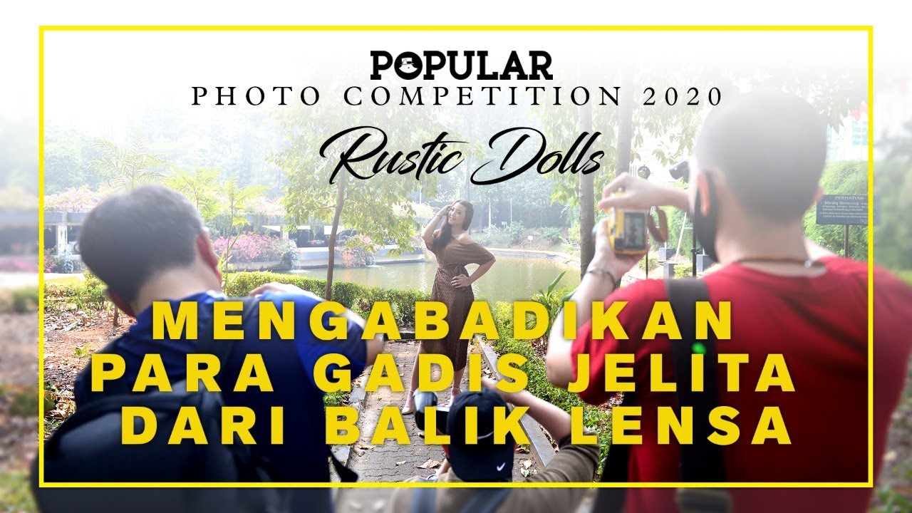 YANG DITUNGGU-TUNGGU AKHIRNYA DATANG JUGA.. | POPULAR Photo Competition 2020
