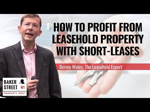 How To Extend A Lease & Profit From Leasehold Property On Short-Leases | Leasehold extension advice