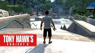 Tony Hawk's Project 8 On S CK - Skate Park PS3 Gameplay