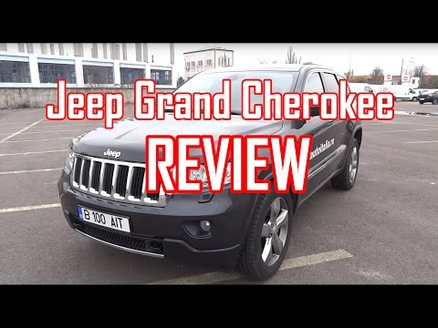 REVIEW Jeep Grand Cherokee 2012 www.buhnici.ro