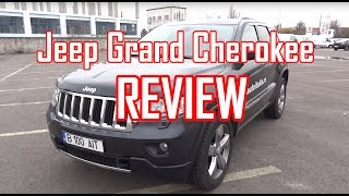 REVIEW - Jeep Grand Cherokee 2012 (www.buhnici.ro)