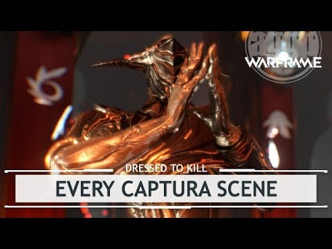 Warframe: EVERY Captura Scene - A Buyers Guide [dressedtokill] thumbnail