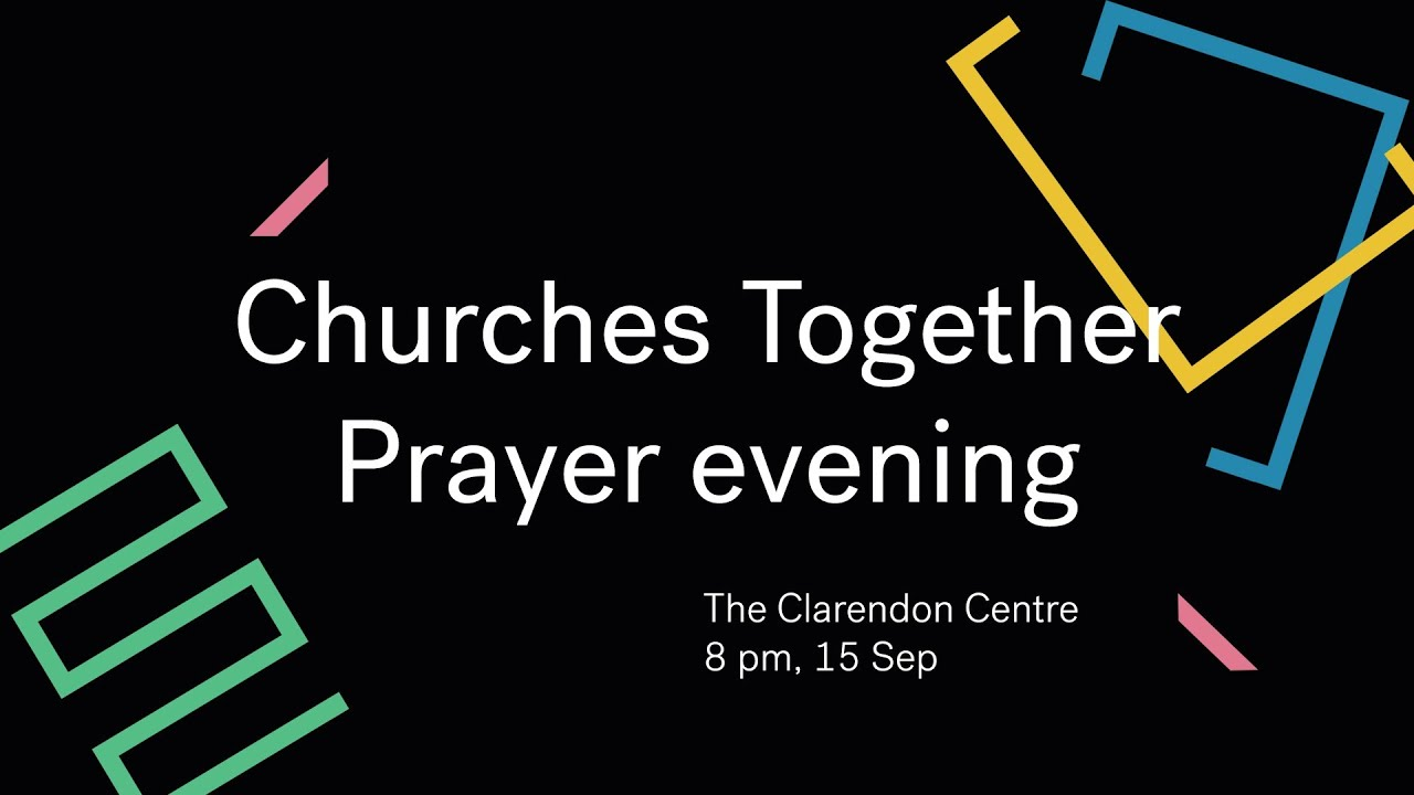 Churches Together Prayer Cover Image