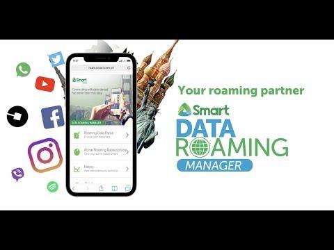 Data Roaming - Smart Communications, Inc