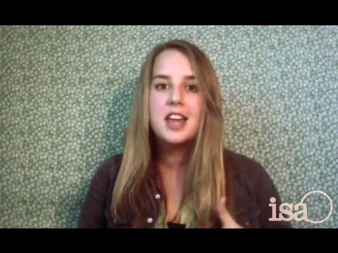 #ThatHappenedAbroad Episode 5: Fitting in with Spaniards - Allison DeCarlo (ISA Barcelona 2008)