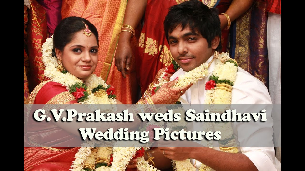 G V Prakash Ar Weds Singer Saindhavi Uncle A R Rahman And His Family Members Were Missing You
