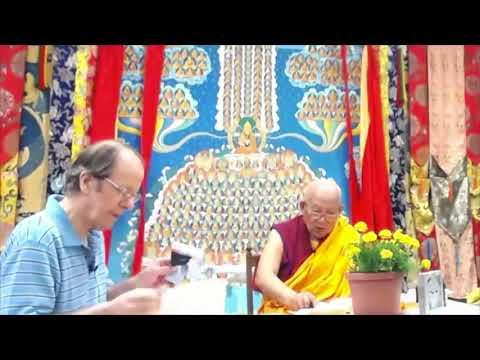 05 Pramanavarttika with Geshe Yeshe Thabkhe: Ascertaining the Definition in the Definiendum 07-25-18