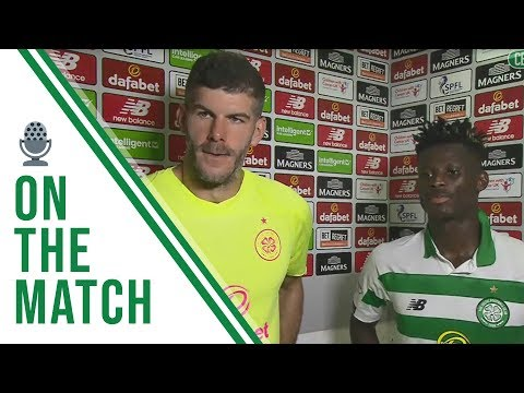 🎙️ Forster & Bayo On The Match | Celtic 3-1 Hearts | Bhoys Impressive League Start Continues!