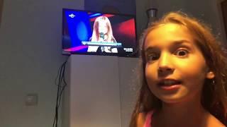 TV8 O Ses Çocuklar Yarışmasında Ben de Varım! Ecrin Su Çoban