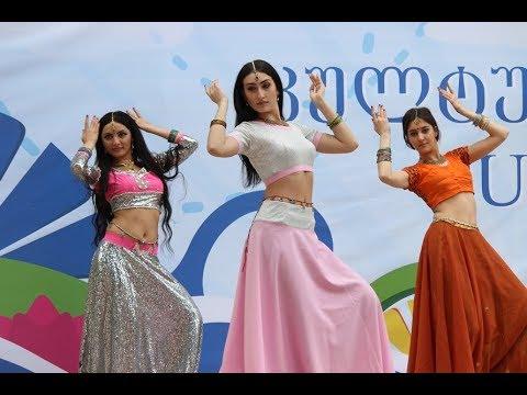 Sharara Sharara / Dance group Lakshmi / International Culture Festival / IBSU