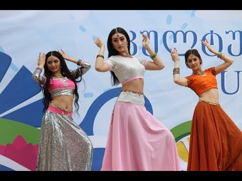 Sharara Sharara / Dance group Lakshmi / International Culture Festival / IBSU