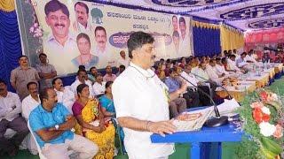 Glimpses of annual meet of kanakambari Mahila Sangha at Kanakapura on sunday