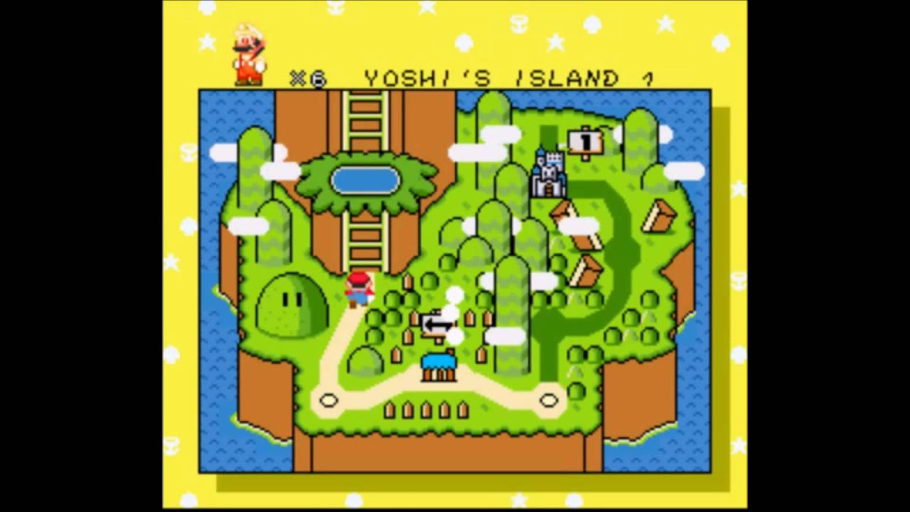 Super Mario World Smb4 Deluxe Remix Part 1 Youtube
