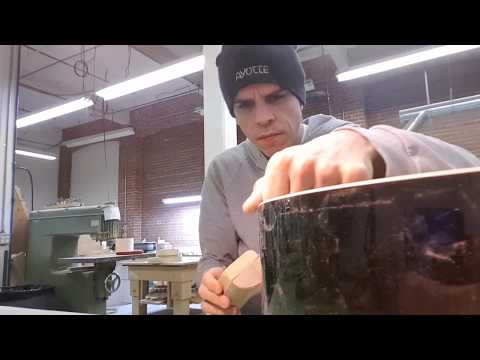 Ayotte Drums - JC Gets A New Snare