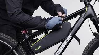 라이노워크 자전거 프레임 가방 X21656