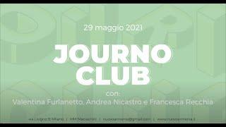 Journo Club 29-05-2021, con Giampaolo Musumeci