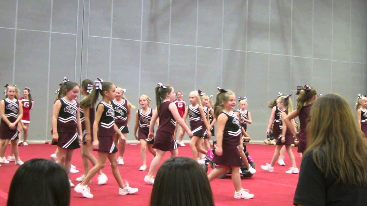 north mianus bulldogs cheerleaders youtube