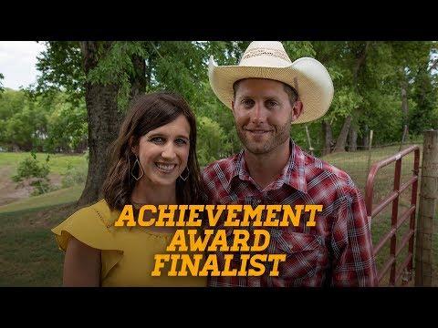 2018 Young Farmers & Ranchers Achievement Award Finalist -- Jacob & Kari Rumbaugh