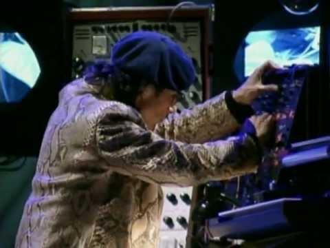 Making The Steamroller Fly (Full Video) - Jean Michel Jarre