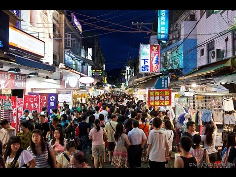 Taiwan Trip (Episode 4) - Xiangshan, Taipei Night Markets