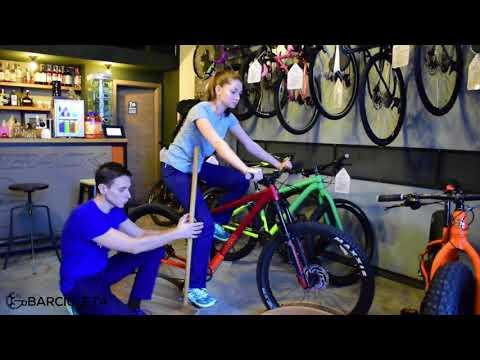 Pozitia corecta pe bicicleta, cu fizioterapeut Burileanu Horia Alin, la Barcicleta