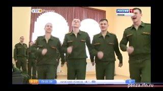 В Пензе команда КВН ПАИИ готовится выступить перед Сергеем Шойгу