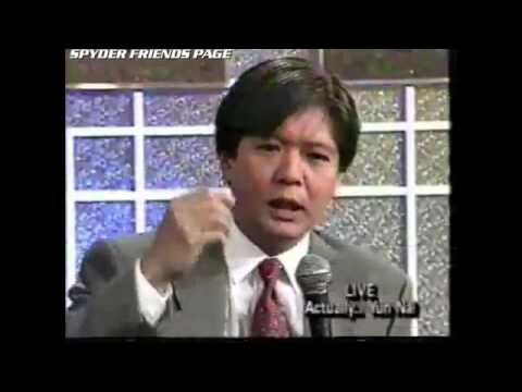 Link below👇 Bongbong Marcos interview w/Kris Aquino.Who help Ninoy seek medical help listen to Kris