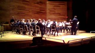 Prelude for an Occasion (Edward Gregson) Rutgers University Brass Band/Allen