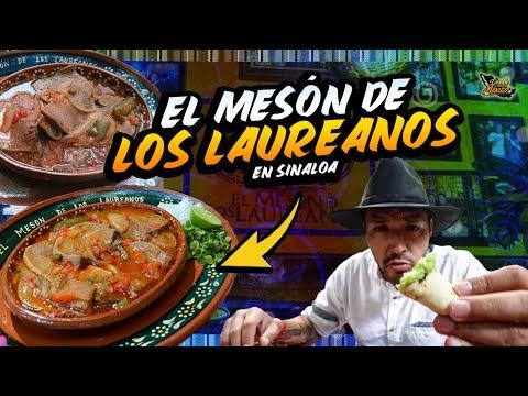El Mesón de los Laureanos - Un lugar que se Come DELICIOSO| El Quelite Día 25 #DondeIniciaMexicoLRG