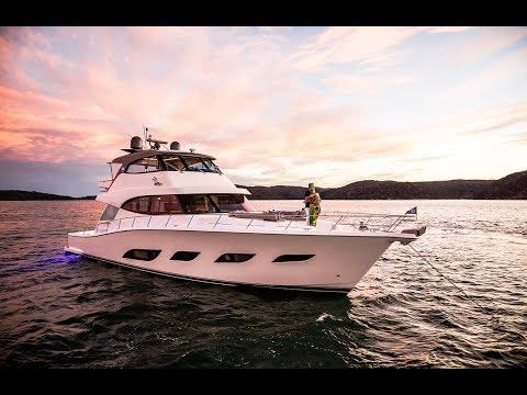 Riviera 68 Sports Motor Yacht