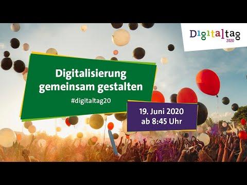 Livestream zum Digitaltag 2020