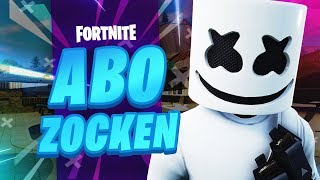 🔔ABOZOCKEN in FORTNITE LIVESTREAM (Handcam)🔥🛒NEUE SKINS | Fortnite English🔔