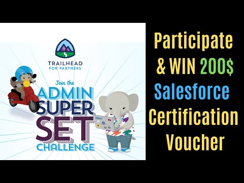 Grab A Free Salesforce Certification Voucher - (Salesforce Certification Voucher)