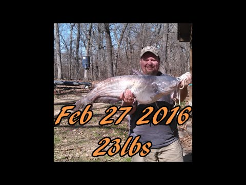 Arkansas River Catfishing
