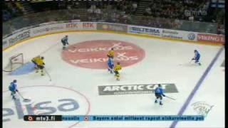 Suomi - Ruotsi 7-0