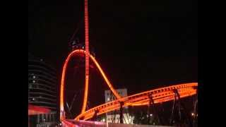Trans Studio Bandung Roller Coaster - Bandung, Indonesia