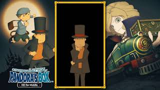 Layton: Pandora's Box in HD