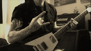 Motörhead - Ace of spades (Guitar cover)
