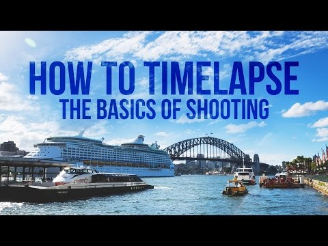 How to timelapse - An educational vlog in 4K